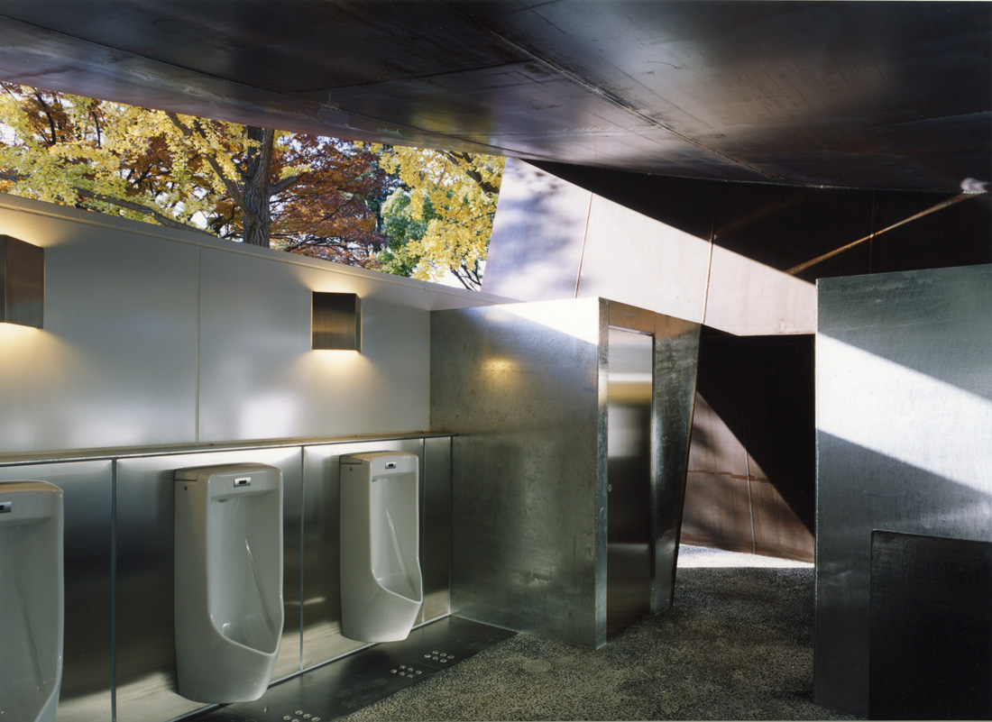 Where and how to find a public toilet elevating the for Bathroom and toilet designs